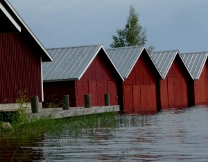 Kerimaki (région du lac Saïmaa, Finlande, 2012)